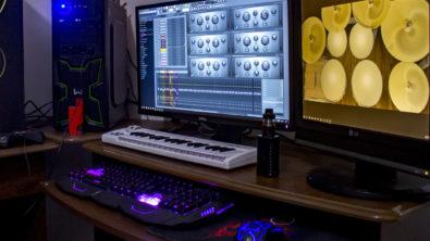 Planejamento do meu Home Studio